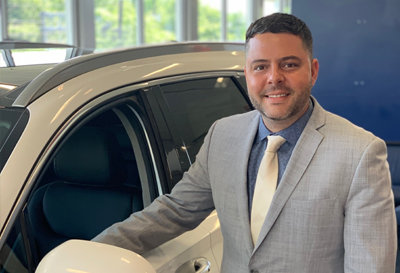 General Sales Manager John Sweeney in Sales at Paramus Hyundai