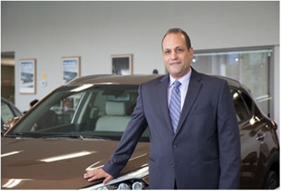 Finance Manager Akmal Ahmed in Sales at Paramus Hyundai