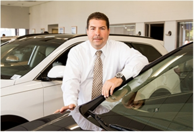 Sales Advisor Edward Santiago in Sales at Paramus Hyundai