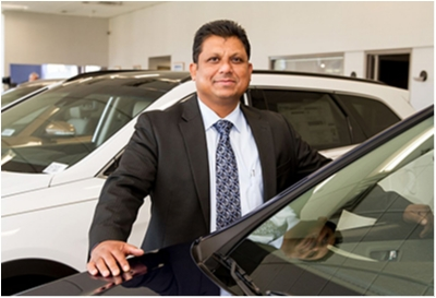 Sales Advisor Iggi Barreto in Sales at Paramus Hyundai