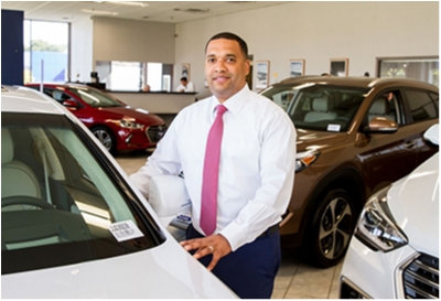 Sales Advisor Ludwin Rosa in Sales at Paramus Hyundai