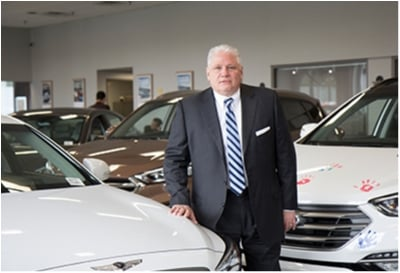 General Manager Rocco Auriemma in Sales at Paramus Hyundai