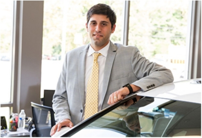 Sales Advisor Stephen Zolli in Sales at Paramus Hyundai