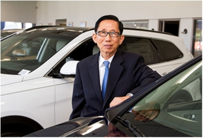Sales Advisor Steve Lee in Sales at Paramus Hyundai