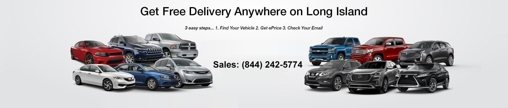 Get Free Delivery Anywhere On Long Island