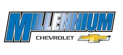 Millennium Chevrolet dealership logo