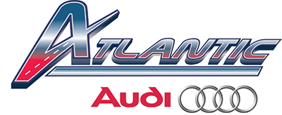 Atlantic Audi dealership logo