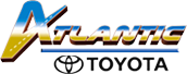 Atlantic Toyota dealership logo