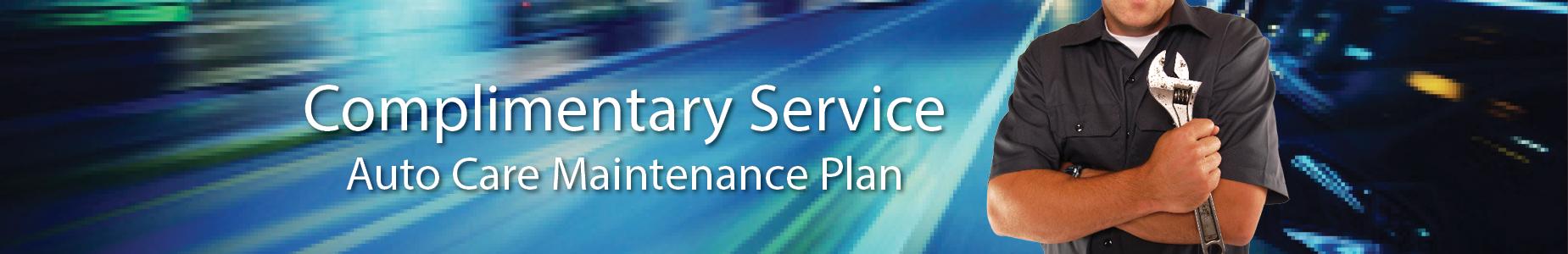 maintenance banner