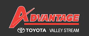 Advantage Toyota dealership logo