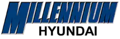Millennium Hyundai dealership logo