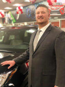Toyota of Massapequa General Manager Frank Fardette in Management at NY Auto Giant