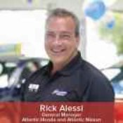 Atlantic Honda and Atlantic Nissan General Manager Rick Alessi in Management at NY Auto Giant