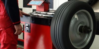 Coupon for Tire Balance & Rotation $49.95