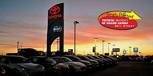 We Offer A Vast Selection Of New In Demand Models At Toyota Of Grand Rapids,  And Our Goal Is To Provide You With The Best Sales And Service Experience  ...