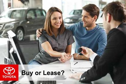 Buy A Toyota >> Buy Or Lease A New Car Or Truck From Toyota Of Grand Rapids