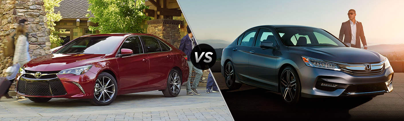 Your Complete Guide to Comparing the 2018 Toyota Camry to the