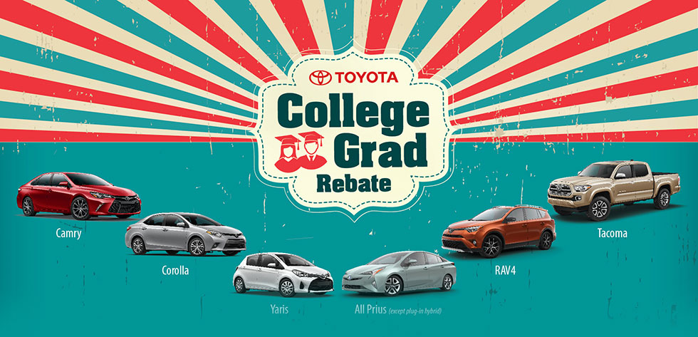 college graduate rebate program