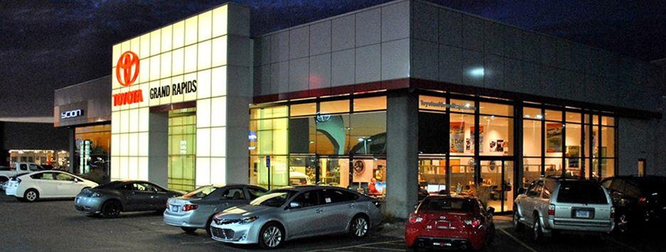 toyota new used car dealership in grand rapids mi. Black Bedroom Furniture Sets. Home Design Ideas