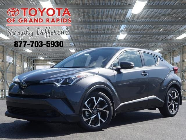 Lease this 2019, Gray, Toyota, C-HR, XLE