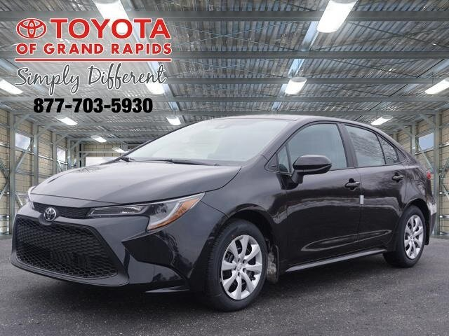 Lease this 2021, Black, Toyota, Corolla, LE