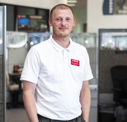 Sales & Leasing Professional Michael Offhaus in Sales at Toyota of Grand Rapids
