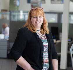 Customer Care Specialist Jennifer Keller in Customer Care Team at Toyota of Grand Rapids