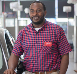 Sales & Leasing Professional Ed Mason in Sales at Toyota of Grand Rapids
