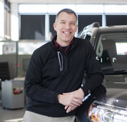 Sales & Leasing Professional Greg Kraut in Sales at Toyota of Grand Rapids