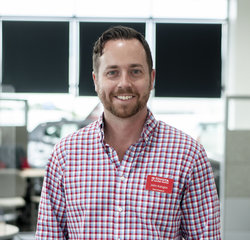 Sales & Leasing Professional John Kangas in Sales at Toyota of Grand Rapids