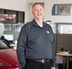 Used Car Manager Scott Butz in Managers at Toyota of Grand Rapids