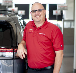 Sales & Leasing Professional Chris Nichols in Sales at Toyota of Grand Rapids