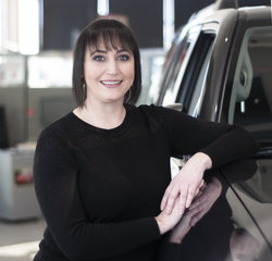 Sales & Leasing Professional Raina Cook in Sales at Toyota of Grand Rapids
