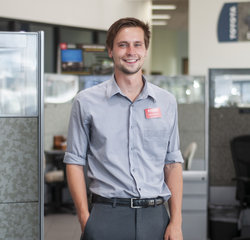 Sales & Leasing Professional Jacob Straley in Sales at Toyota of Grand Rapids