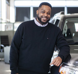 Sales & Leasing Professional Lee Williams in Sales at Toyota of Grand Rapids