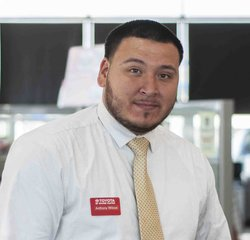Sales & Leasing Professional Anthony Wilcox in Sales at Toyota of Grand Rapids