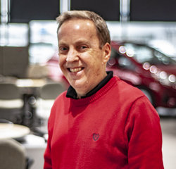 Customer Care Specialist Larry Morrow in Customer Care Team at Toyota of Grand Rapids