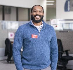 Sales & Leasing Professional Steve Walker in Sales at Toyota of Grand Rapids
