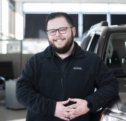 Sales & Leasing Professional Austin Slack in Sales at Toyota of Grand Rapids