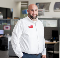 Customer Care Manager Mike Vandermeer in Customer Care Team at Toyota of Grand Rapids