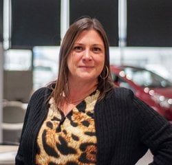 Customer Care Specialist Jessica Flores in Customer Care Team at Toyota of Grand Rapids