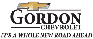 Gordon Chevrolet Logo Main