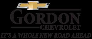 Gordon Chevrolet Logo Main