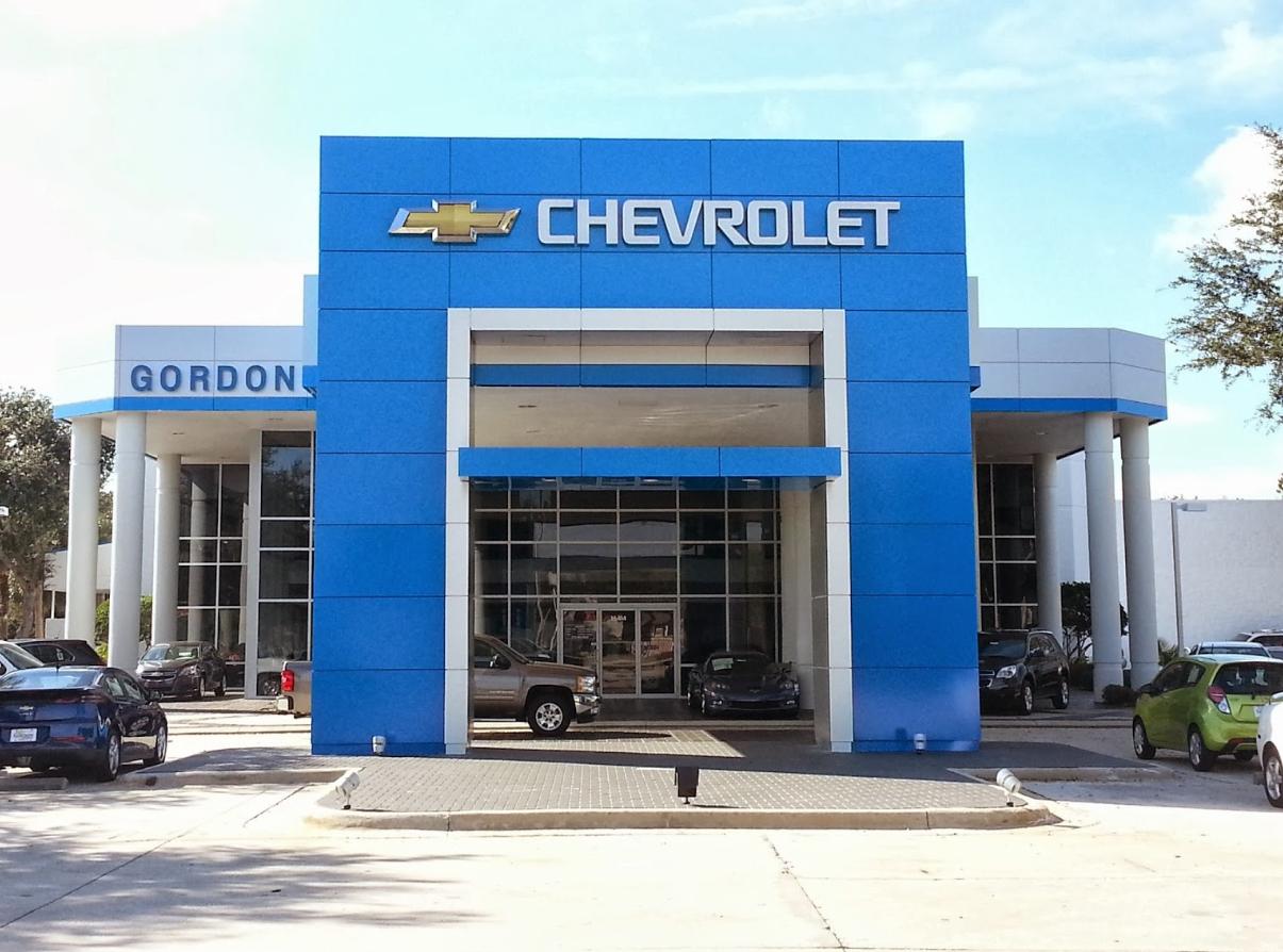 Gordon Chevrolet Store