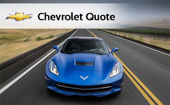 Gordon Chevrolet Quick Quote