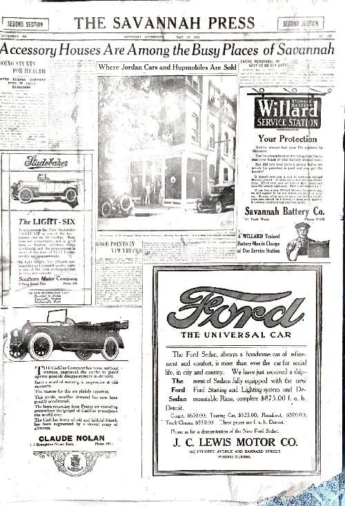 The Savannah Press