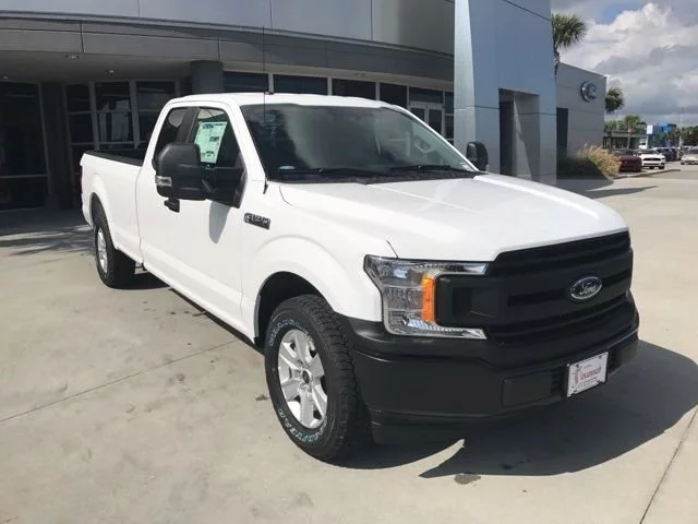 Ford F-150 Super cab pickup truck for sale