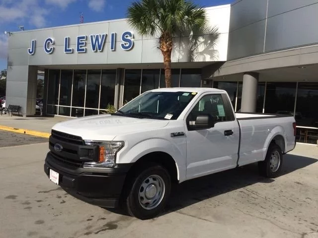 new white Ford F-250 Super Duty work truck for sale