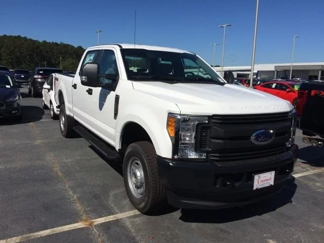 Ford F-250 Crew