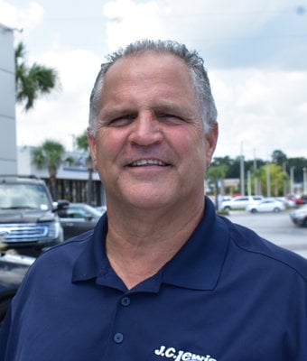Used Car Sales Manager Troy Alford in Management at J.C. Lewis Ford